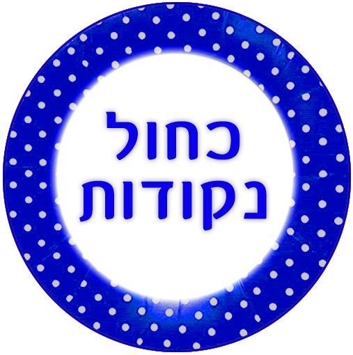 מסיבת קונספט נקודות כחול