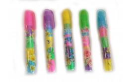 מחקים צבעוניים ריחניים מתחלפים בצורת עט