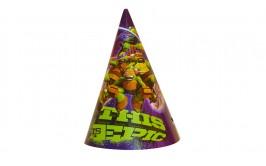 כובעי יום הולדת צבי הנינג'ה