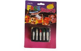 סט 4 עפרונות איפור פנים