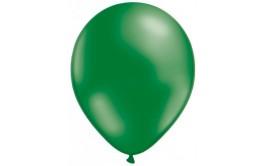 מארז בלונים בצבע ירוק מטאלי מרהיב