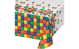 מפת שולחן דגם לגו