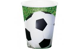 מארז כוסות שתייה חמה/קרה כדורגל