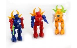רובוטים צבעוניים