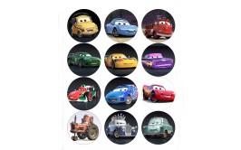 תמונות לקאפקייקס מכוניות 881
