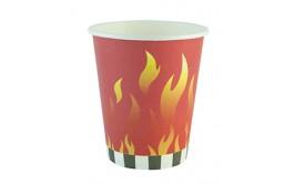 סט 20 כוסות דגם מכבי אש