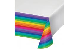 מפת שולחן צבעי הקשת