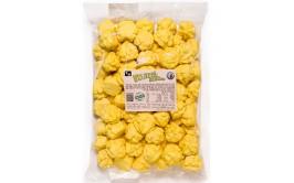מארז מרשמלו 800 גרם דגם נשיקות צבע צהוב