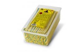 ליקריץ שטיח צהוב כחול באריזת 1.5 קילו