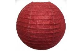 אהיל נייר דקורטיבי אדום מנצנץ