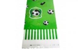 מפת שולחן ניילון דגם כדורגל