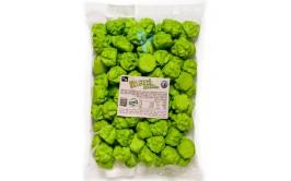 מארז 800 גרם מרשמלו דגם נשיקות צבע ירוק
