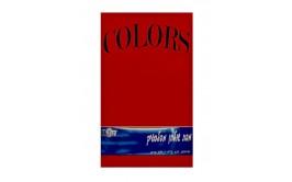 מפת שולחן ניילון צבע אדום