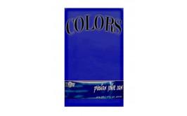מפת שולחן ניילון צבע כחול