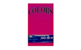 מפת שולחן ניילון צבע ורוד פוקסיה