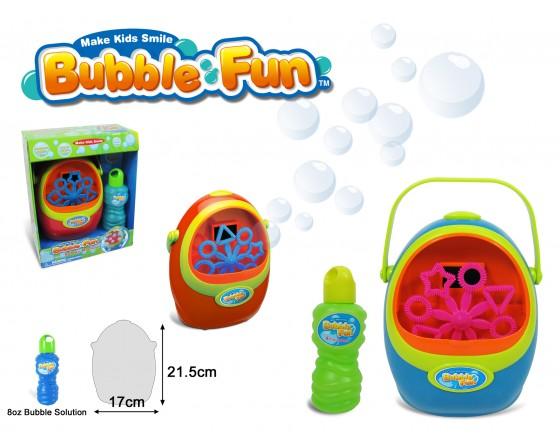 מכונת בועות סבון לילדים