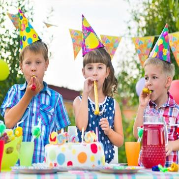 משחקי יום הולדת