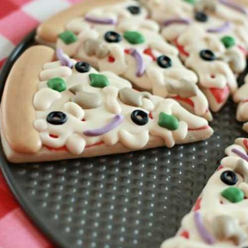 עוגיות פיצה