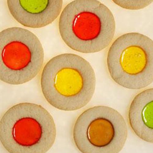 עוגיות ויטראז' מדהימות במיוחד לחנוכה