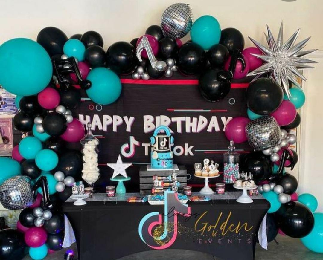 יום הולדת טיקטוק