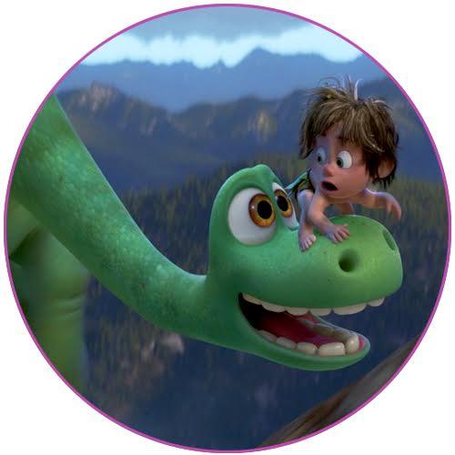 תמונות אכילות הדינוזאור הטוב