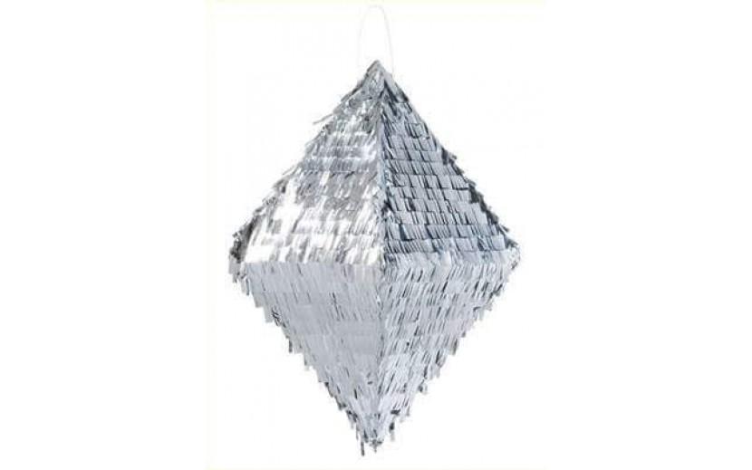 פיניאטה יהלום כסוף