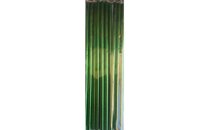 חבילת קשים מעוצבים ירוק מטאלי