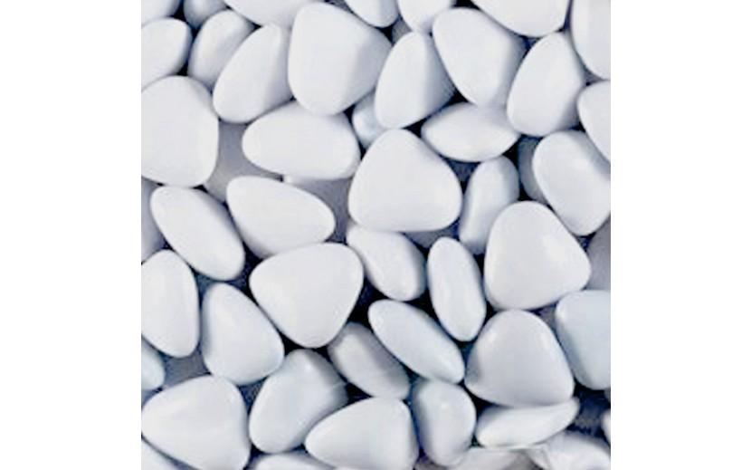 מארז עדשים לבבות צבע לבן