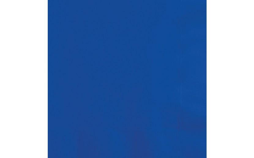 מארז מפיות כחולות דו שכבתי דגם אלגנט