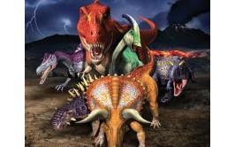 תמונה אכילה מלך הדינוזאורים