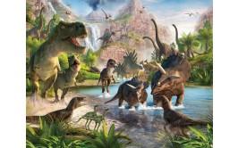 תמונה אכילה דינוזאורים 100