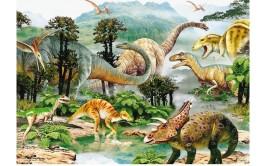 תמונה אכילה דינוזאורים 101