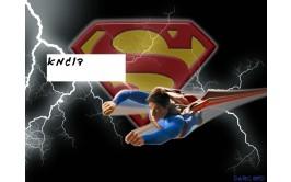 תמונה אכילה לעוגה של סופרמן 410
