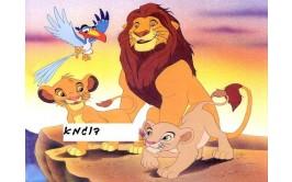 מלך האריות 741