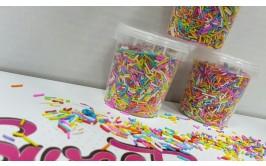 סוכריות אטריות צבע נאון