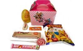 קופסת לול עם ממתקים והפתעה