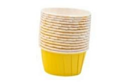 מגנט כוס צהוב לאפייה