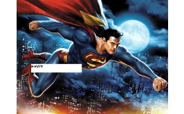 תמונה לעוגה סופרמן 3054