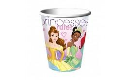 סט כוסות נסיכות יפייפיות