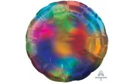 בלון מיילר 18 הולוגרפי צבעוני צבעים מתחלפים