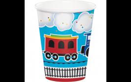 כוסות חם/קר הרכבת באה