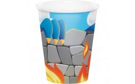 כוסות שתייה חמה/קרה דרקונים