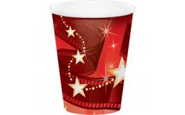 מארז כוסות שתייה חמה/קרה יום הולדת סרטים