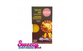 בצק סוכר 150 גרם צבע צהוב