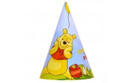 כובעי יום הולדת פו הדב