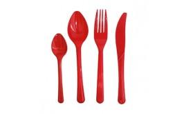 מארז 50 סכינים צבע אדום