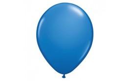 מארז בלונים בצבע כחול מטאלי מרהיב