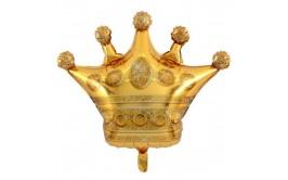 בלון מיילר בינוני כתר זהב