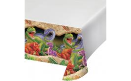 מפת שולחן דגם דינוזאורים