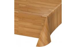 מפת שולחן דמוי פרקט